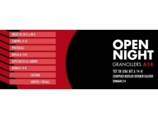 Open Night Granollers A14