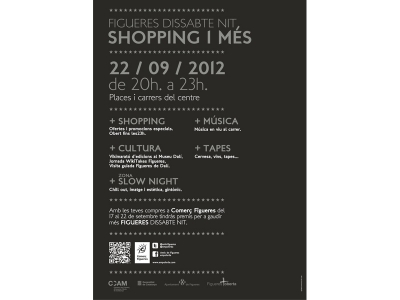 Shopping Night a Figueres